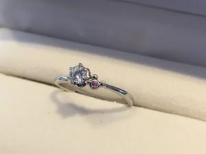 ザキッス ディズニー婚約指輪